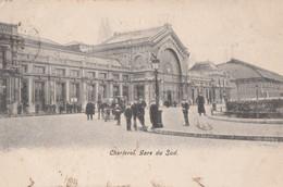 126.CHARLEROI. GARE DU SUD - Charleroi