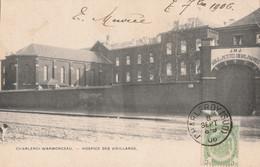 129.CHARLEROI WARMONCEAU. HOSPICE DES VIEILLARDS - Charleroi