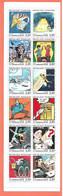 FRANCE    1988   LA   COMMUNICATION   Carnet De   12 Timbres   MNH     Complet - Gelegenheidsboekjes