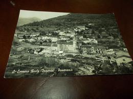 B792  San Lazzaro Reale Imperia Panorama Non Viaggiata - Other Cities