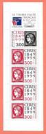 FRANCE    1999      PHILEX  FRANCE 99    Carnet 5 Timbres   MNH     Complet - Gelegenheidsboekjes