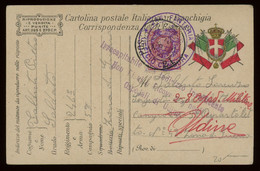 Italy WWI Military Mail Post Card From A Specialised Collection Including Many Better Items, PLEASE INSPECT [02680] - Militaire Post (PM)