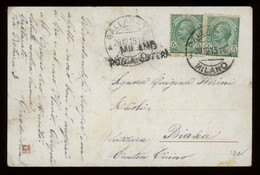 Italy WWI Military Mail Post Card From A Specialised Collection Including Many Better Items, PLEASE INSPECT [02687] - Militaire Post (PM)