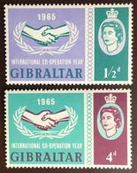 Gibraltar 1965 ICY MNH - Gibilterra