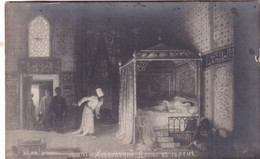 RUSSIA.#6207 ADVERTISING OF TIMASHES ODESSA. Nude. DRAMA IN THE HAREM. - Rusia