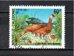 Timbre Oblitére De Nouvelle-Calédonie  1995 - Usati