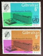 Gibraltar 1966 WHO HQ MNH - Gibilterra