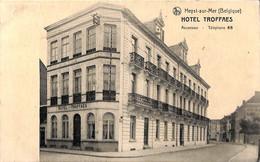 Heyst Heist - Hôtel Troffaes (Nels) - Heist