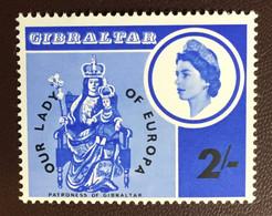 Gibraltar 1966 Our Lady Of Europa MNH - Gibilterra