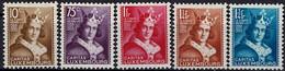 Luxembourg, Luxemburg 1933 CARITAS Henri IV. Série Neuf MNH** Val.catalogue:140€ - Ungebraucht