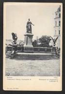 VILNA MONUMENT DE L'IMPERATRICE CATHERINE II N° B890 - Lituanie