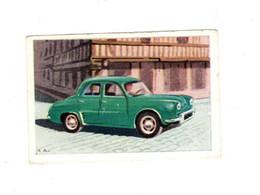 """13552"""" L'AUTOMOBILE-VIGNETTE N° 40-LE CHOCOLAT TOBLER-SERIE N°1 """" Cm 4,0 X 6,0 - Andere"""