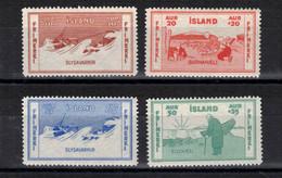ISLANDE  Timbres Neufs ** De 1933  ( Ref 1364 ) - Nuevos