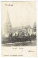 Opoeteren - Maaseik - De Kerk - L' Eglise - Uitg. D. Hendrix, Antwerpen - Maaseik