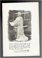 ELISABETH DE ROUMANIE 1894 SINAIA 1956 CANNES REINE DE GRECE PORTRAIT GRAVE AUTOGRAPHE BIOGRAPHIE ALBUM MARIANI - Documents Historiques