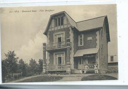 Spa Boulevard Rener Villa Montfleuri - Spa