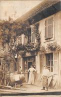 68 -  CPA Photo Deutsch RUMBACH (enseigne Magasin Henri Herrbach)  Eisenhandlung (traitement Du Fer)  RARE - Sonstige Gemeinden