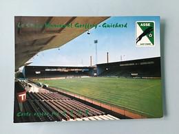 ST ETIENNE - Le Stade Municipal Geoffroy-Guichard - Saint Etienne