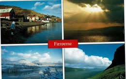 Faeroerne - Islas Feroe