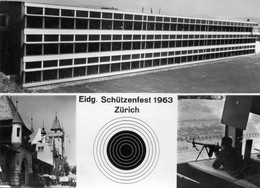 Zürich - Eidg. Schützenfest  1963 - ZH Zurich