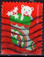2020 (forever) Christmas Stocking, Used - Gebruikt