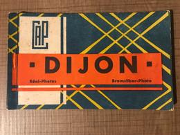 Carnet DIJON - Dijon