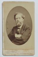 37776 Foto D'epoca 381 - Pierre Petit Parigi 1887 - Alfred Vulpian - Medico - Antiche (ante 1900)