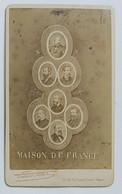 37794 Foto D'epoca 391 - Pierre Petit Parigi 1883 - Maison De France - Antiche (ante 1900)