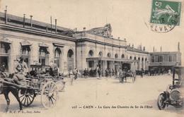 14-CAEN-N°T2562-B/0309 - Caen