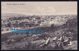 Drniš, View From Balek, Written, Not Mailed - Croacia