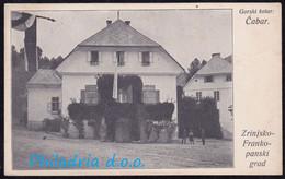 Čabar Zrinjsko - Frankopanski Mansion, Mailed Ca 1930 - Croacia