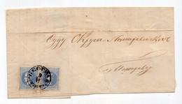 1870? SERBIA,BELGRADE TO POZAREVAC,KING MILAN 2 X BLUE 20 PARA,91/2 : 12 PERF. FIRST PRINTING - Serbia