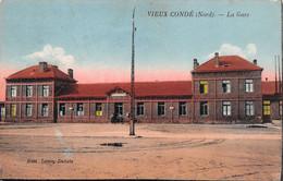 59-VIEUX CONDE-N°T2568-F/0015 - Vieux Conde