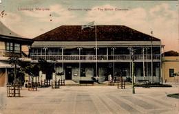 MOÇAMBIQUE - LOURENÇO MARQUES - Consulado Inglês - Mosambik