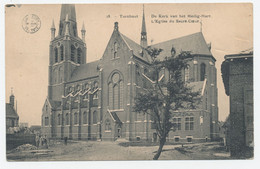 Turnhout: De Kerk Van Het Heilig-Hart / L'eglise Du Sacré-coeur *** - Turnhout