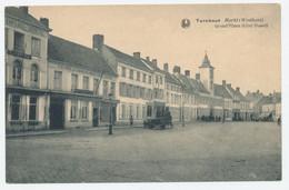 Turnhout: Markt (westkant) / Grand'place (côté Ouest) *** - Turnhout