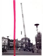 Foto Persfoto - Mechelen - Demonstraties Brandweer - 23 Juli 1981 - Fotograaf Peeters - Sin Clasificación
