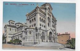 MONACO - N° 1248 - LA CATHEDRALE - CPA NON VOYAGEE - Saint Nicholas Cathedral