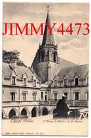 CPA - Ligugé En 1903 - L'Abbaye St-Martin & Le Clocher ( Arr. De Poitiers 86 Vienne ) N° 41-200 - Edit. Betsy Delée - Poitiers