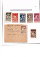 VIGNETTES EXPO ALENCON 1898 - Other