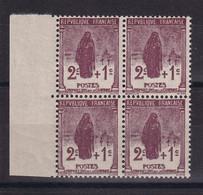 D201 / LOT N° 229 BLOC DE 4 NEUF** COTE 20€ - Verzamelingen
