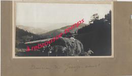 En 1905-LALOUVESC (07)-cliché Amateur-domaine De Grange Neuve-travaux Des Champs - Lieux