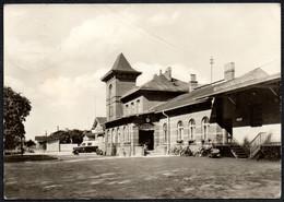 F3202 - Putbus Bahnhof - VEB Bild Und Heimat Reichenbach - Stations Without Trains