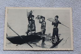 Iles Carolines, Retour De Pêche, Palaos - Palau
