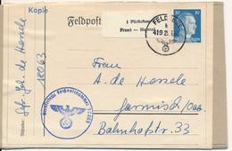 KUBAN-Brückenkopf  - 1943  , Feldpost 1 Päckchen  Front - Heimat  -  Fälschung !  Nur Als Lückenfüller Gedacht - Briefe U. Dokumente
