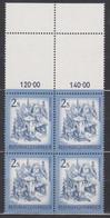 1974 , Mi 1440 ** (25) -  4er Block Postfrisch - Freimarke : Schönes Österreich , Alte Innbrücke ( Tirol ) - 1971-80 Ongebruikt