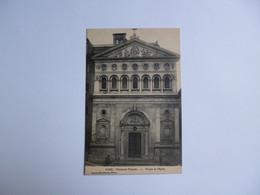 ROMA  -  ROME  -  Séminaire Français  -  Facade De L'Eglise    -  Italie - Kerken