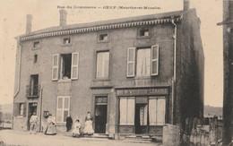 JOEUF  Rue Du Commerce - Café Weirich Lemaire - Andere Gemeenten
