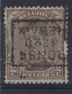 Albert I Nr. 136 Type I Voorafgestempeld Nr. 2563 D  RONSE  1920  RENAIX  ; Staat Zie Scan ! - Roller Precancels 1920-29
