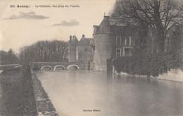 CPA - Avaray - Le Château Vue Prise Du Moulin - Altri Comuni